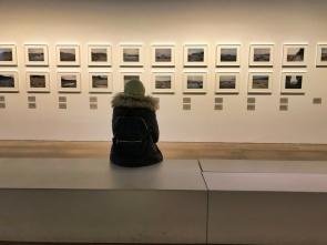 Inside the Mori Art Museum